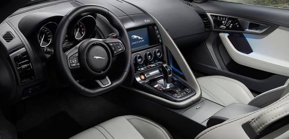 2017 Jaguar F-Type Coupe  Features