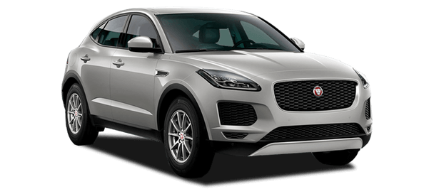 2018 Jaguar E-PACE white background