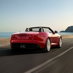 2017 Jaguar F-TYPE Convertible Automatic