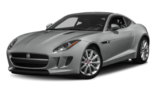 2017 Jaguar F-TYPE white background