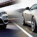 BMW vs Jaguar
