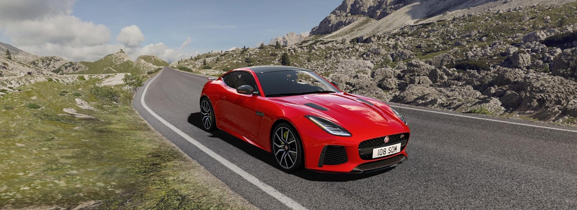 2019 Jaguar F-TYPE hero