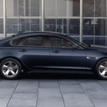 2018 Jaguar XF Loire Blue