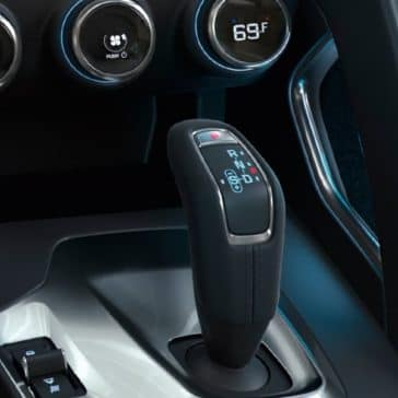 2019 Jaguar E-PACE interior features