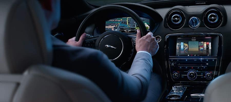 Jaguar InControl Technology