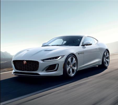 All New 2021 Jaguar F-TYPE Models