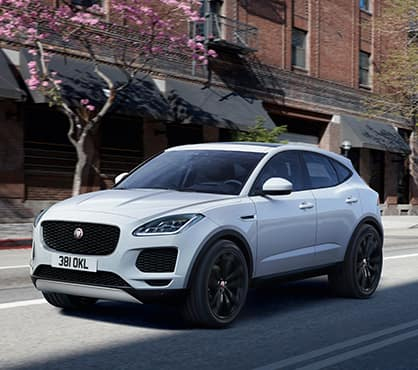 New 2019 Jaguar E-PACE S P250