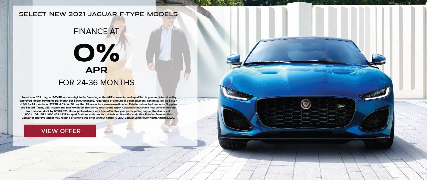 North Scottsdale – Jaguar – Homepage Slides (Offers)_2021 F-TYPE – APR