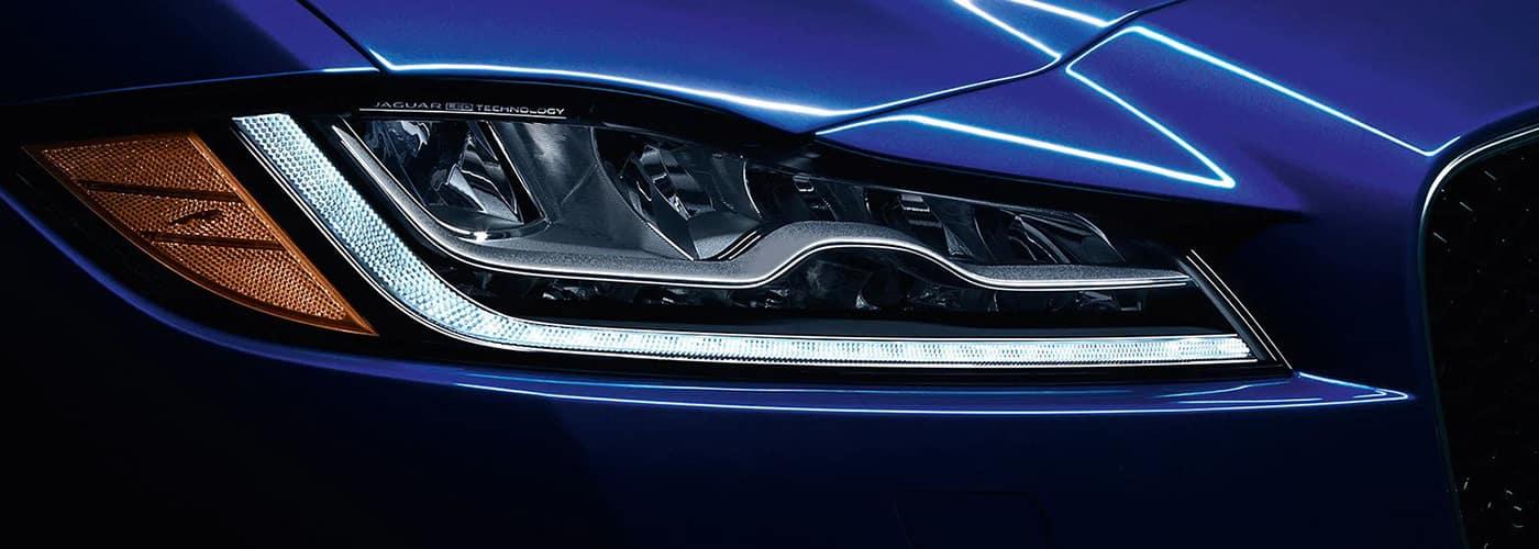 2020 jaguar f pace headlight