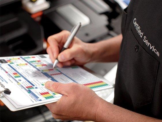 multipoint inspection, jaguar of shreveport, complimentary multi-point inspection, multi-point inspection shreveport