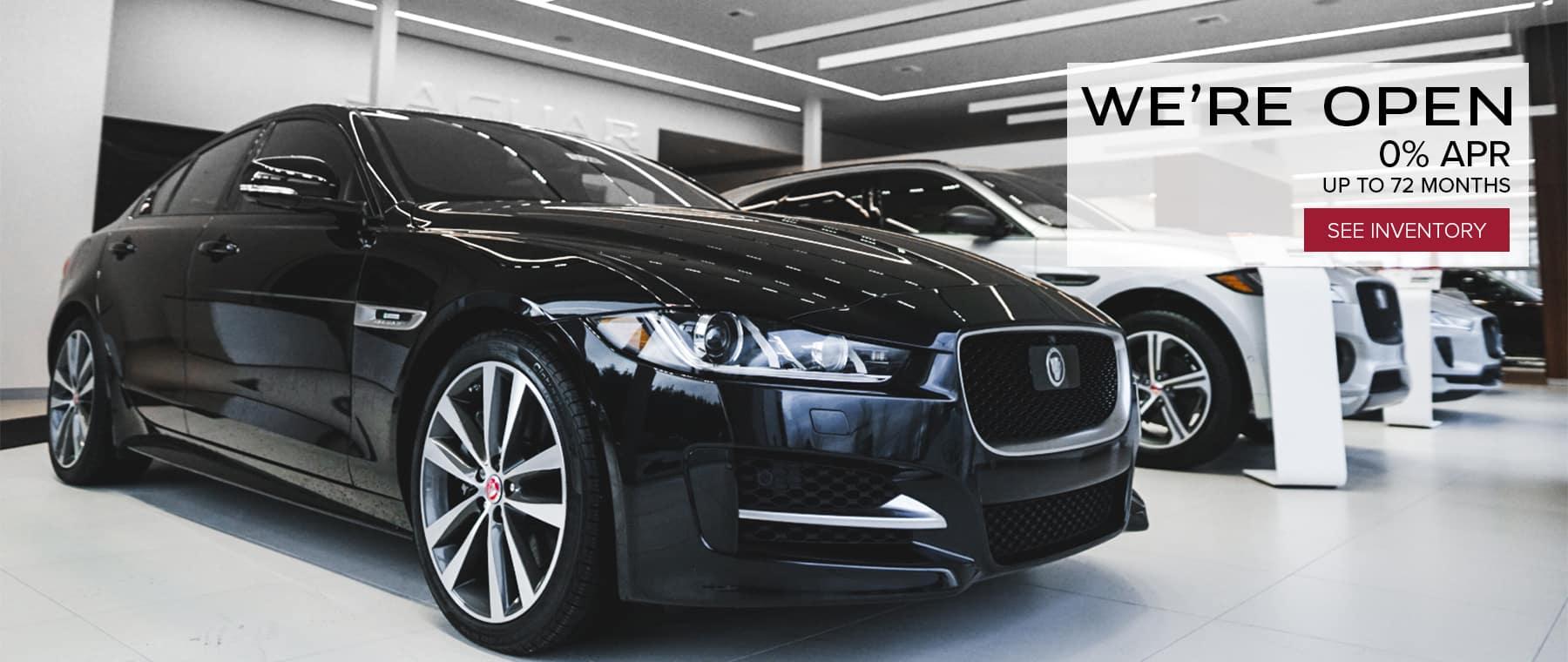 0 Percent Updated Jaguar