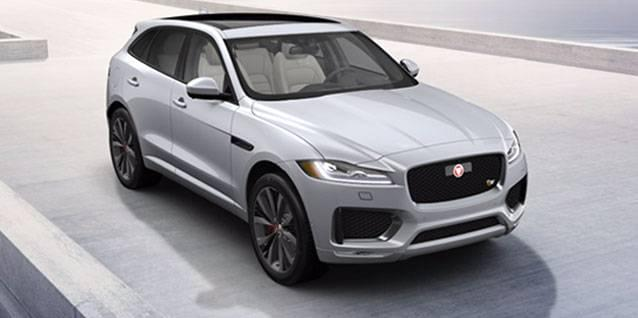 F-PACE BROCHURE