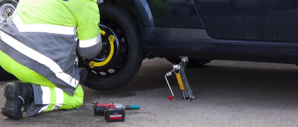 Jaguar Roadside Assistance at Baker Motor Company of Charleston