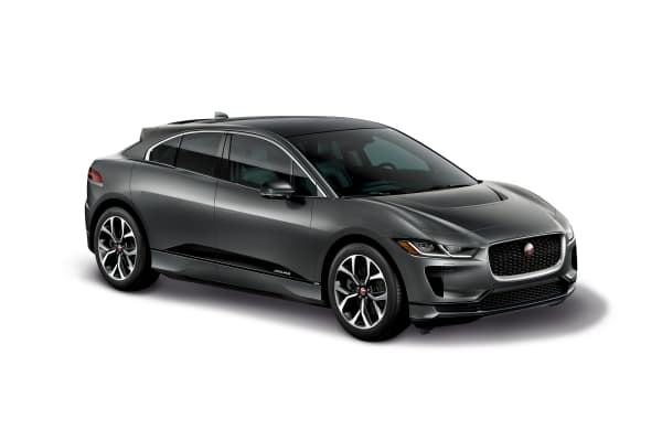 New 2020 I-PACE