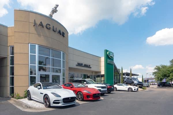Land Rover Sales-Dept