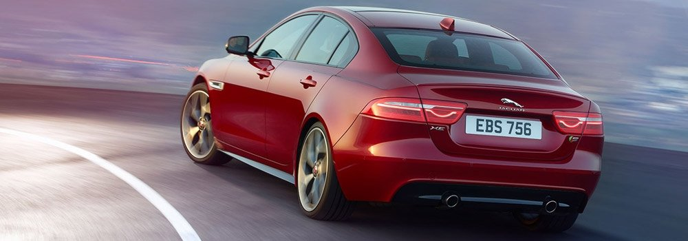 2018 Jaguar XE Performance