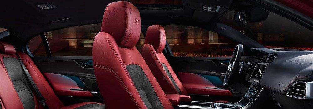 2018 Jaguar XE Interior
