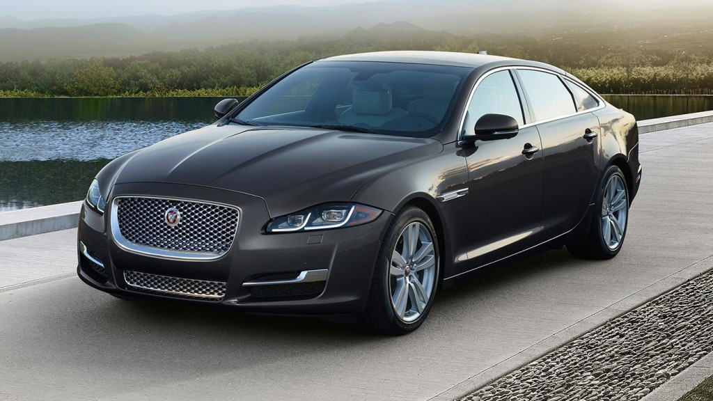 2017 Jaguar XJ Reviews