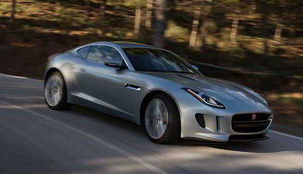 2017 F-Type S Coupe 380hp
