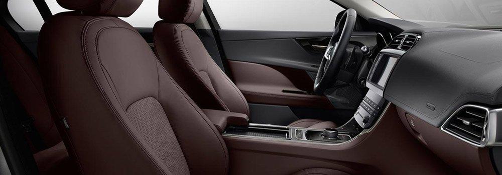 2018 Jaguar XE Technology