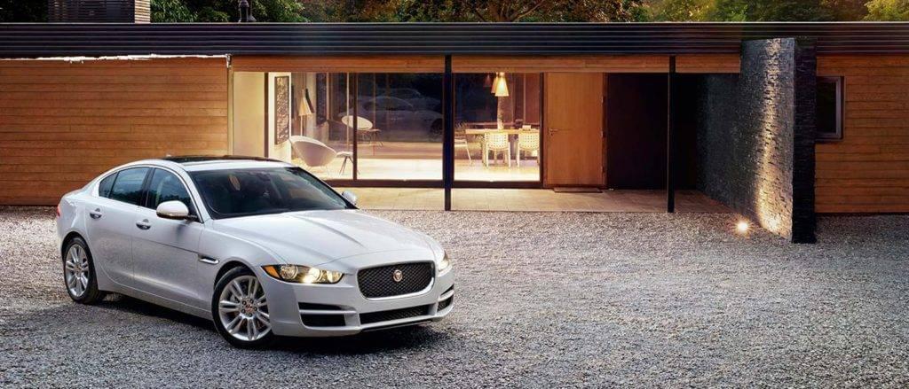 2017 Jaguar XE Silver