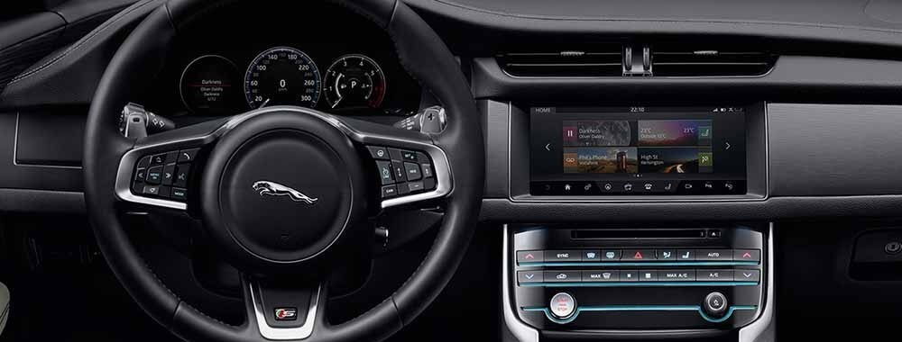 Jaguar E-PACE Technology