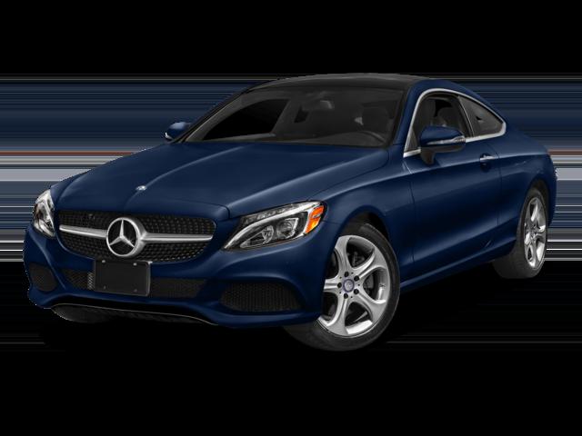 2018 Mercedes-Benz C-Class C 300 Coupe hub