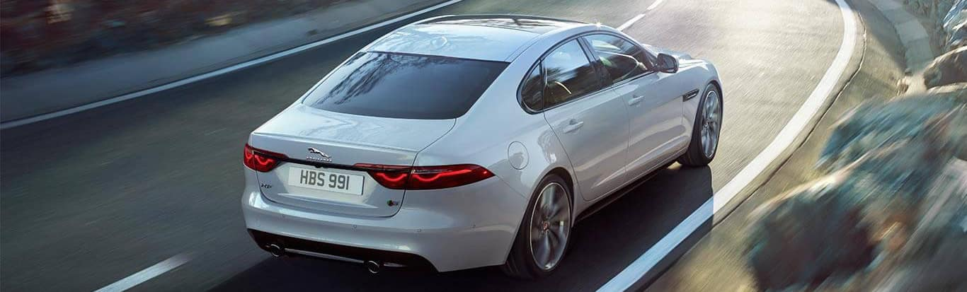 2018 Jaguar XF banner