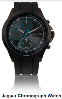 Jaguar Chronograph Watch