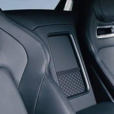 2019 Jaguar F-Type Convertible back interior