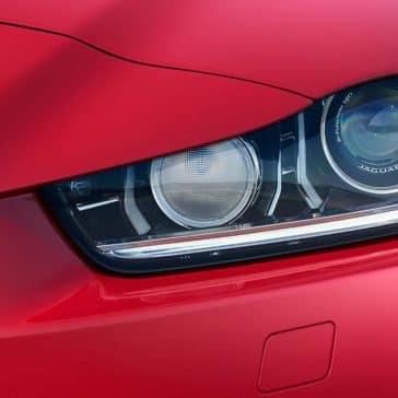 2019 Jaguar XE Exterior headlight