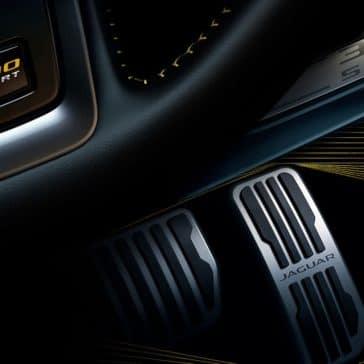 2019 Jaguar XE Interior pedals