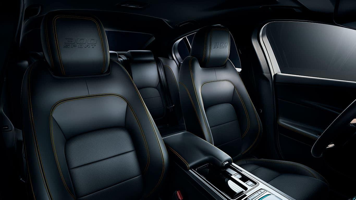 2019 Jaguar XE Interior interior seating