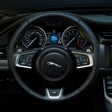 2019 Jaguar XF interior