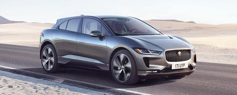 2019 Jaguar I-PACE First Edition Exterior