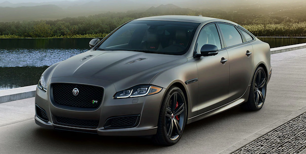 New 2019 Jaguar XJ XJL Portfolio With Navigation & AWD