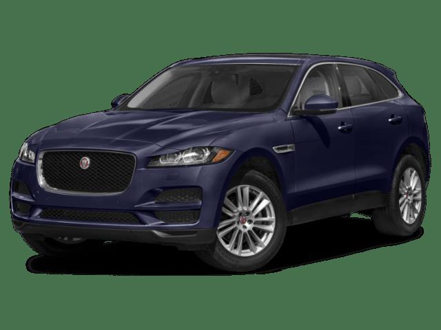 2020 Jaguar F-PACE comparison image