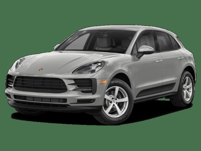 2020 Porsche Macan comparison image