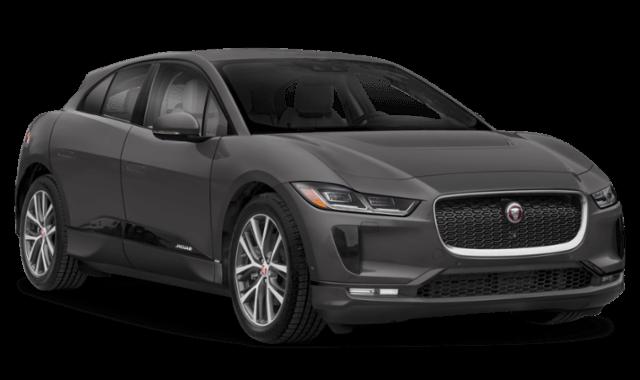 2020 Jaguar I-PACE Comparison Image