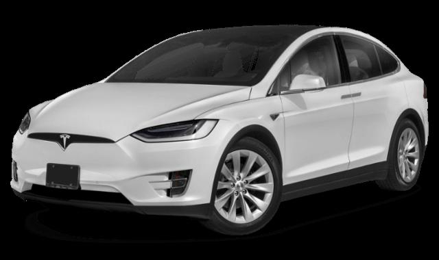 2020 Tesla Model X Comparison Image