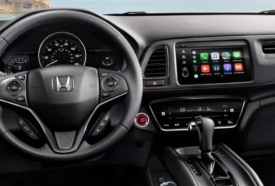 New 2019 Honda HR-V Interior