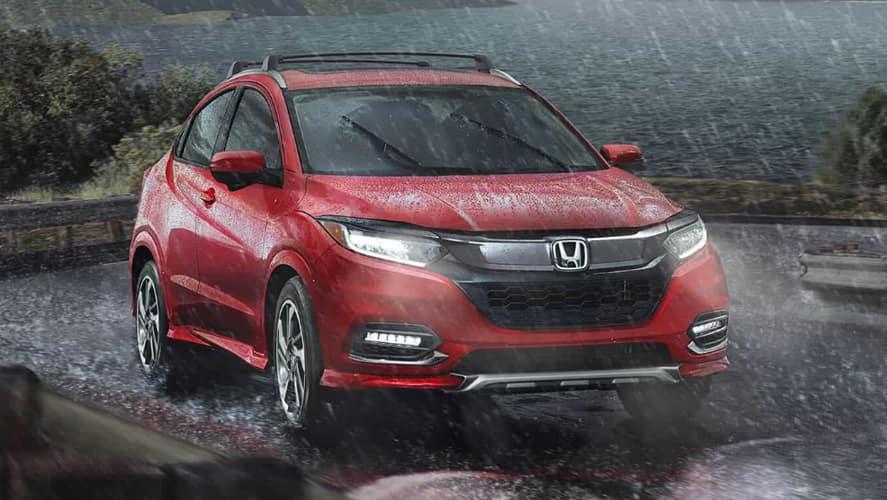 New 2019 Honda HR-V Safety