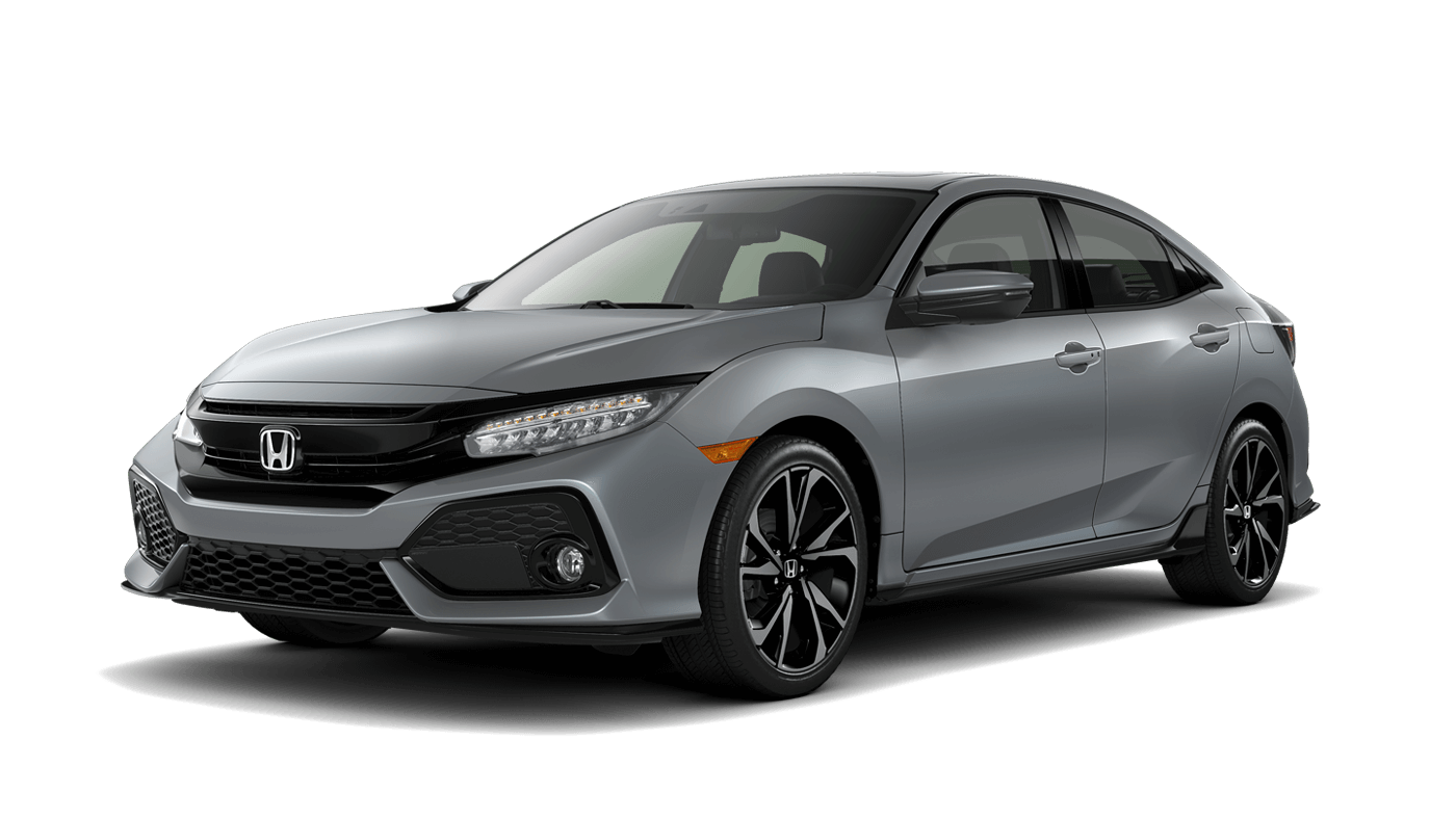 2017 Honda Civic Hatchback at Keenan Honda_Doylestown PA