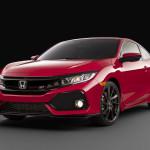 2017 Honda Civic Si Release Date