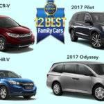 Four Honda Models Top KBB's 2017 Family Friendly List