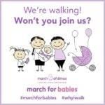 March of Dimes - April 30 2017 at Tyler State Park