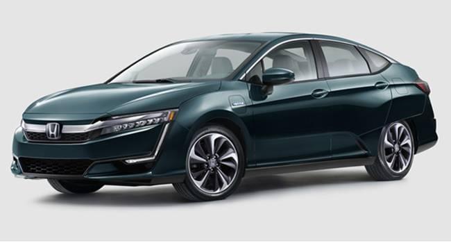 Honda Clarity Goes Even Greener