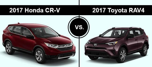 2017 honda cr v vs 2017 toyota rav4 compare for yourself. Black Bedroom Furniture Sets. Home Design Ideas