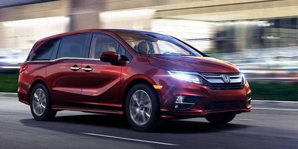 2018 Honda Odyssey Safety and Performance