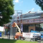 New Keenan Honda Dealership Construction Update